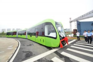 Autonomous-Rail-Rapid-Transit-China